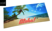 Beach Towels - Allure Bath Fashions Printed Beach Towels 80x160cm for Adults, Kids, Sunbeds, Sun Loungers, Swimming - Pack of 1