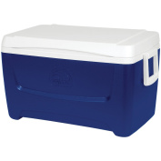 Igloo Island Breeze 48 Cool Box-Red