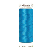 Poly Sheen Embroidery Thread - 40 wt - Wave Blue