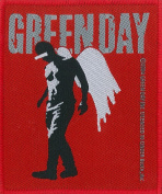 Green Day Jimmy Patch