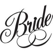 BRIDE VINYL HEAT TRANSFER IRON ON