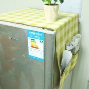 HUELE Refrigerator Dust Cover Organise Bag Household Storage Bag