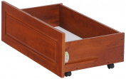 Night And Day Furniture Drawer Set 2 Drawers For Twin Or Full K Series Beds Cherry