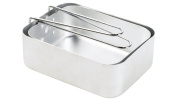 Easy Camp Alloy Mess Cook Set Kit - Silver, One Size