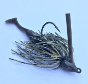 Screwy Lewy Lures Paddle Tail Bass Jigs