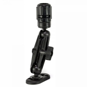 Scotty 0151 Ball Mounting System with GearHead and Track