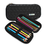 New materia pencil case, fashion design, lovely out look, suitable for kids as a gift