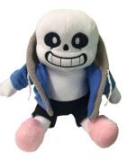Undertale Sans Plush Stuffed Doll 30cm Toy Pillow Hugger Cushion Gift Cosplay Toy