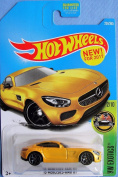 Mattel Hot Wheels New For 2017 Hw Exotics - '15 Mercedes-AMG GT