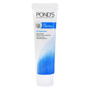 Pond's Faoming Facial Face Wash 15g Oil Control Skin Mineral Clay Cleanser