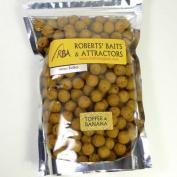 500g RBA Toffee & Banana Shelf Life 14mm HNV Boilies Carp Fishing Bait Hookbaits Banoffee