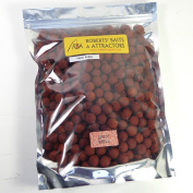 1kg RBA Spicy Krill with Chilli Peppers 14mm Shelf Life Boilies Hookbaits Carp Fishing Bait