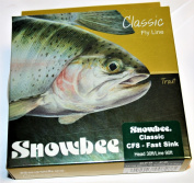 Snowbee Classic Fly Line (Fast Sink)