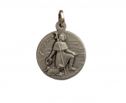 925 Sterling Silver Saint Rock Medal - Protector of the Dogs