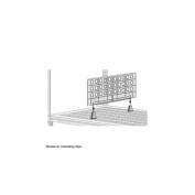 Metro MUD18 MetroMaxQ HDPE Universal Shelf Divider, 46cm Length x 20cm Height
