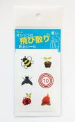 Toilet Potty Training Urinal Target Marker Sticker for Children Toddlers Boys