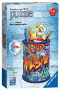 Ravensburger Graffiti Pencil Holder, 54Pc 3D Jigsaw Puzzle