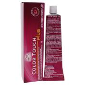 Wella Colour Touch Plus Hair Colour, 88/07 Intense Light Blonde/Natural Brown, 60ml