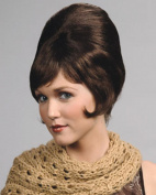 Beehive B-52 1960s by Enigma Costume Wigs,White