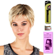 Faith by Henry Margu, Wig Galaxy Hair Loss Booklet & Magic Wig Styling Comb/Metal Pick Combo (Bundle - 3 Items), Colour Chosen
