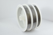 Tiger Wire Flex Wire Silver Roll Wire Stringing Beads Findings Cord Wire