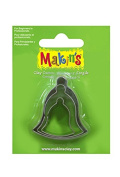 Makin's Clay Cutters, Bell, 3 per package