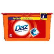 Daz Go Pods Washing Capsules, 1105 g