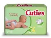 DIAP BABY CUTIES SIZE2