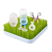 McDou Anti-Bacterial Countertop Drying Rack Large Lawn Drying Rack For Baby Bottles, Baby Dishes, Sippy Cups, Nipples