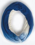 Loop-Dee Lapis Blue Ombre Nursing Infinity Scarf