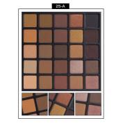Alonea 25 Colour Cosmetic Matte Eyeshadow Cream Eye Shadow Makeup Palette