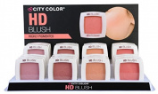 CITY colour HD BLUSH-All 4 Colours Bundle