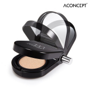[A:CONCEPT] All in One Brightening A:Cushion SPF 35 PA++ 10g - All in One Unique Case (Face + Lip & Cheek Makeup)