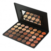 KARA Beauty Professional Makeup Palette ES04, 35 Colour Bright Natural Eyeshadow