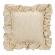 Glenna Jean Angelina Pillow Cream, Pink