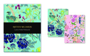 Museums & Galleries (MUT38) Matthew Williamson Luxury Foiled Notecards, Birds and Blossoms