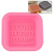 HUELE 100% Handmade Silicone Soap Mould Soap Making Tool DIY Mould -5 PCS