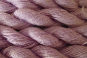 TWO PACK Pale Lavender Purple Lace Weight Cashmere Silk Yarn