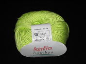 1x50g50ml BAMBOO-Cotton Blend BAMBOO DK Yarn by Katia #31 - Apple