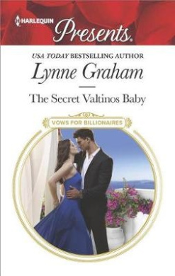 The Secret Valtinos Baby (Vows for Billionaires)