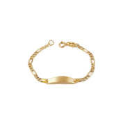 18ct Yellow Gold Baby Bangle Bracelet