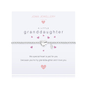 Joma Jewellery Childrens a little Granddaughter bracelet