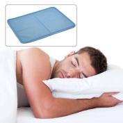 MULTI FUNCTIONAL MAGIC COOL GEL PAD OVERHEAT RELIEF COOLING PILLOW BED MAT NEW