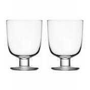 iittala (Iittala) Lempi 34cl clear glass [2 pieces]