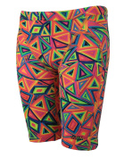 Funky Trunks Male Training Jammer - Crazy Crayon