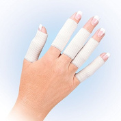 Cutting Edge Bargains Supportive Care Finger Sleeves for Arthritis, Stiffness and Pain Relief