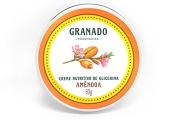 Linha Pharmacias (Amendoa) Granado - Creme Nutritivo de Glicerina 60 Gr - (Granado Pharmacy