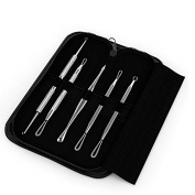 Cutting Edge Bargains Professional Premium Cleaning Removal Blemish Kit Extractor Tool Kit