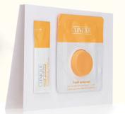 New CLINIQUE Fresh Pressed Renewing Powder Cleanser+Daily Booster Pure Vitamin C Mini Set
