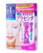 KOSE CLEAR TURN White Mask (placenta) 5 sheets